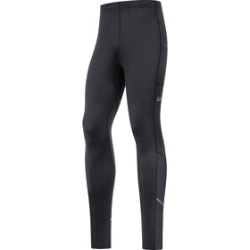 GORE WEAR R3 Thermo Leggings Heren, black